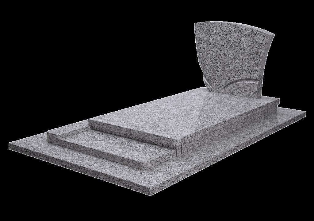 Modèle ECO JLS en granit Tilleul Sina
